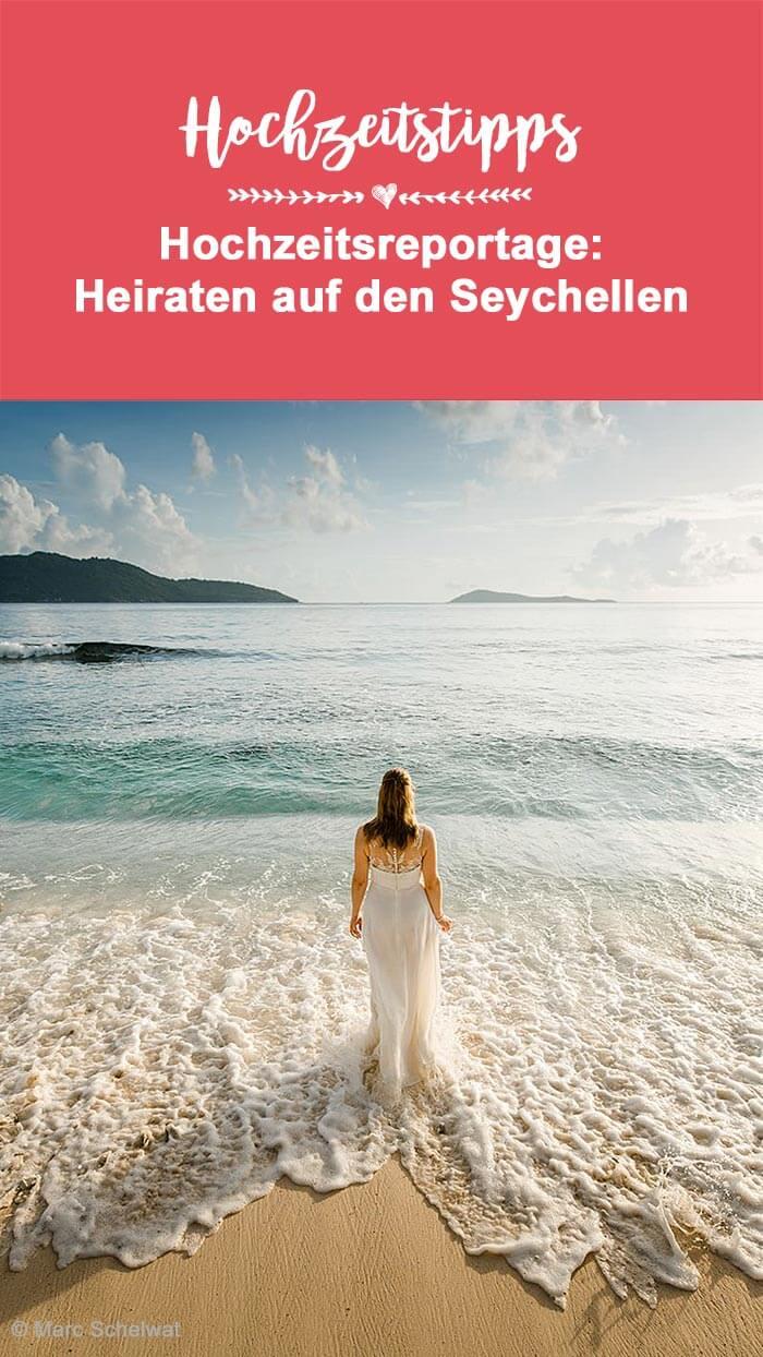 Hochzeit auf Seychellen
