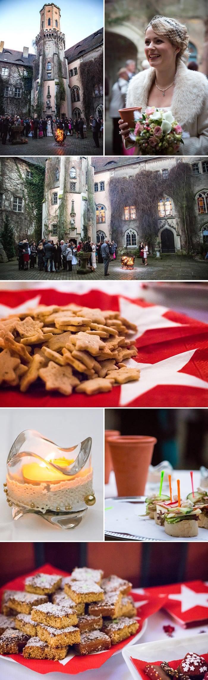 Dezember Hochzeit