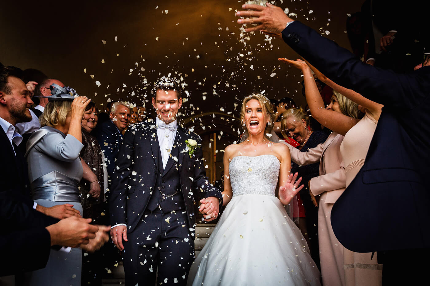 Englische Hochzeit im Schloss  16 charmante Fotostories mit vielen