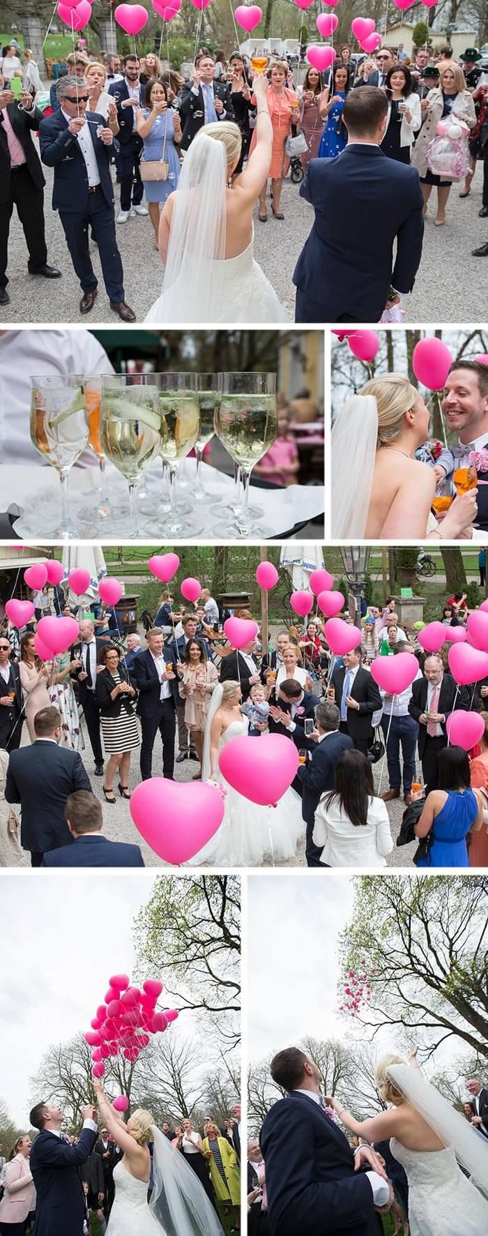 München Hochzeit feiern