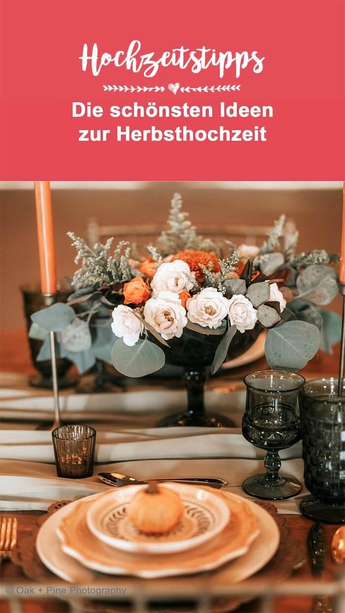 Heiraten Herbst