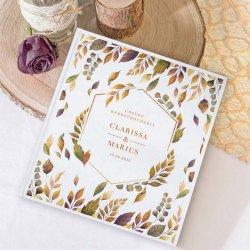 Herbst Gästebuch
