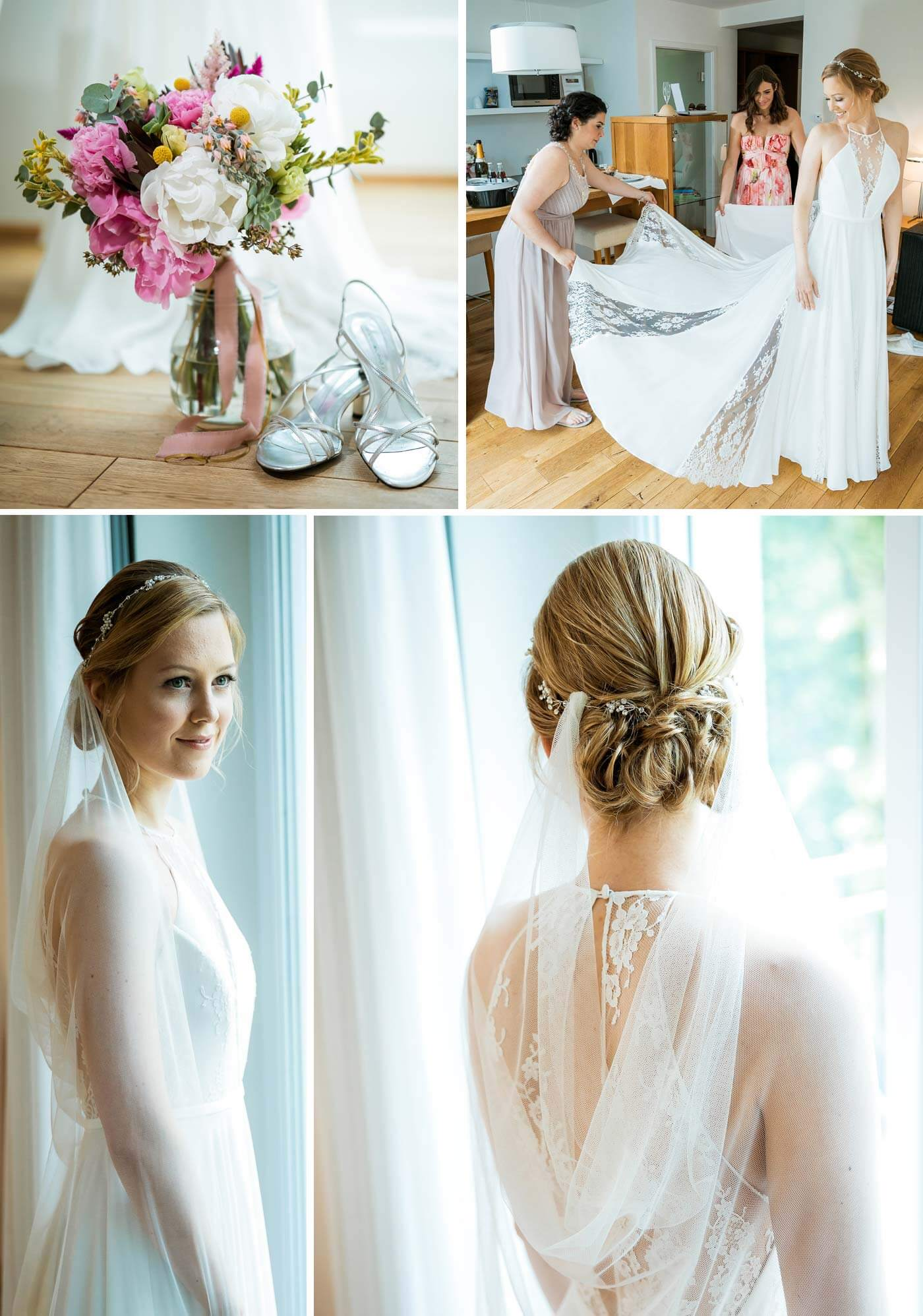 Hochzeitsoutfit Braut