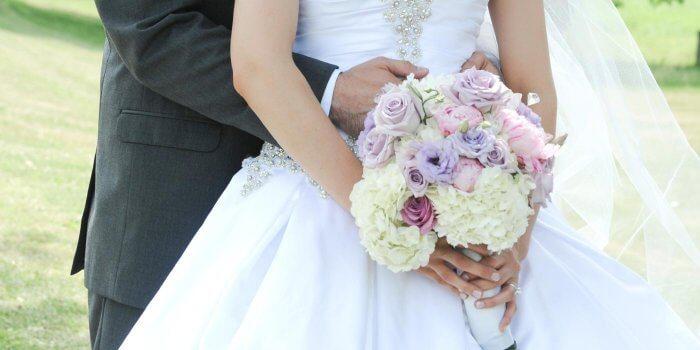 Flieder Hochzeitsmotto