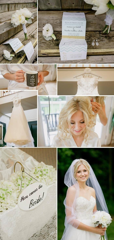 Hochzeit Getting Ready Fotos