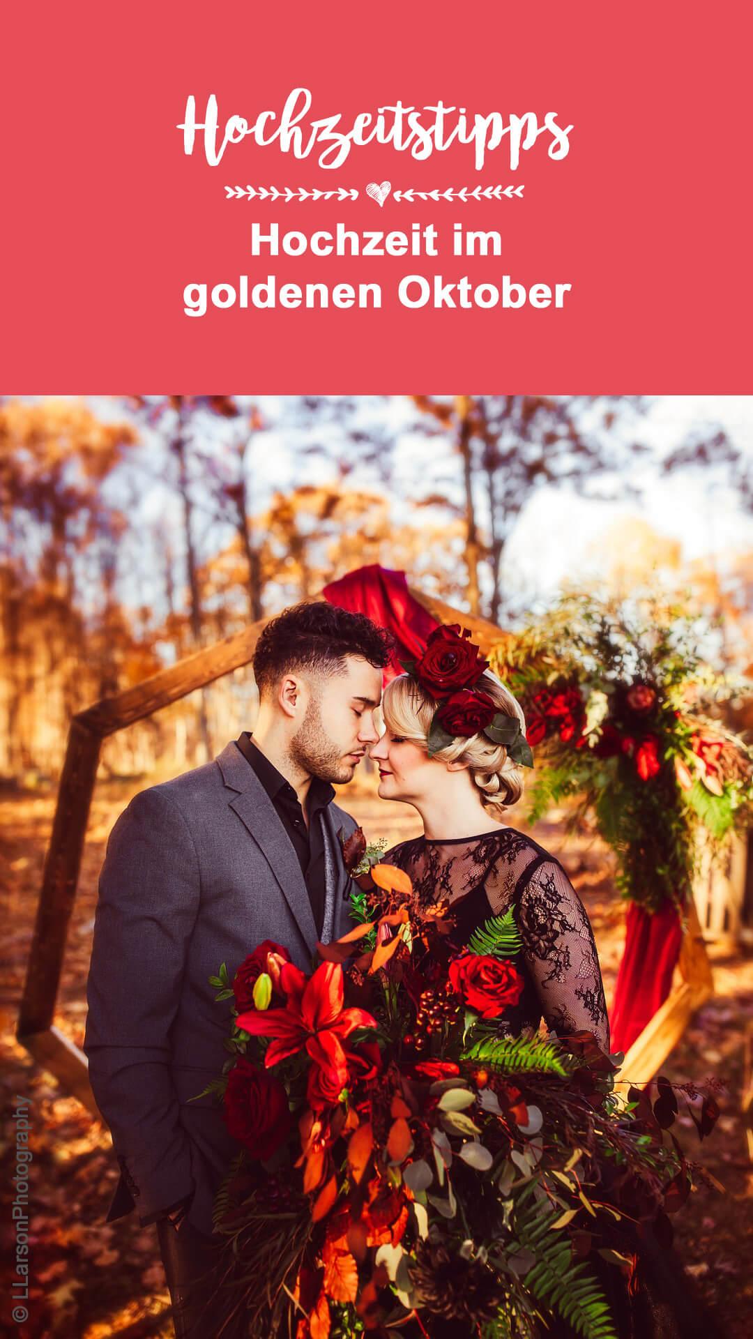 Hochzeit Oktober