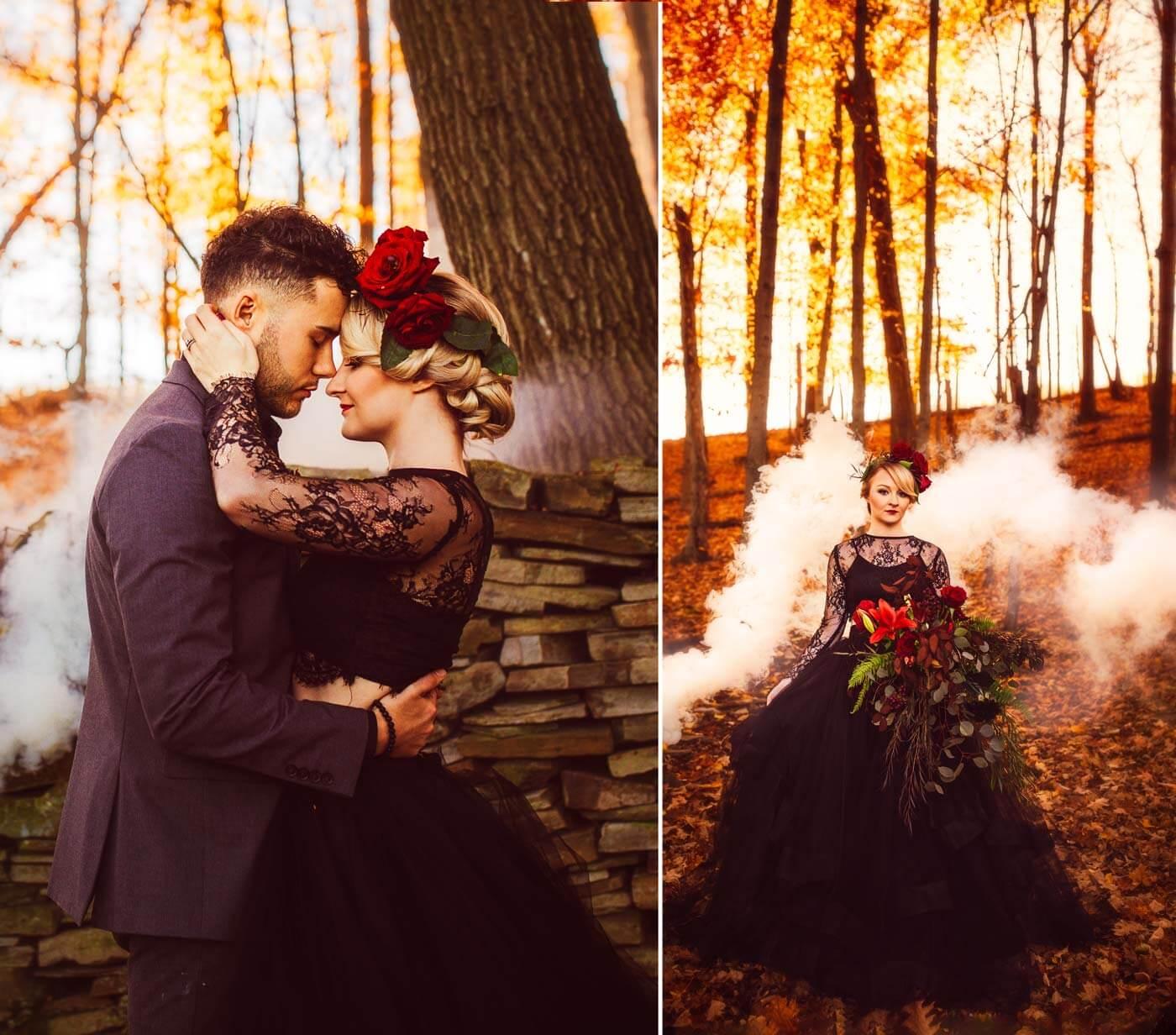 Im Oktober heiraten