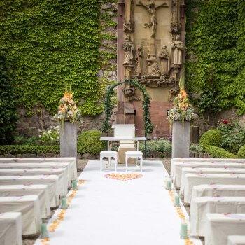 Schloss Eberstein Hochzeit