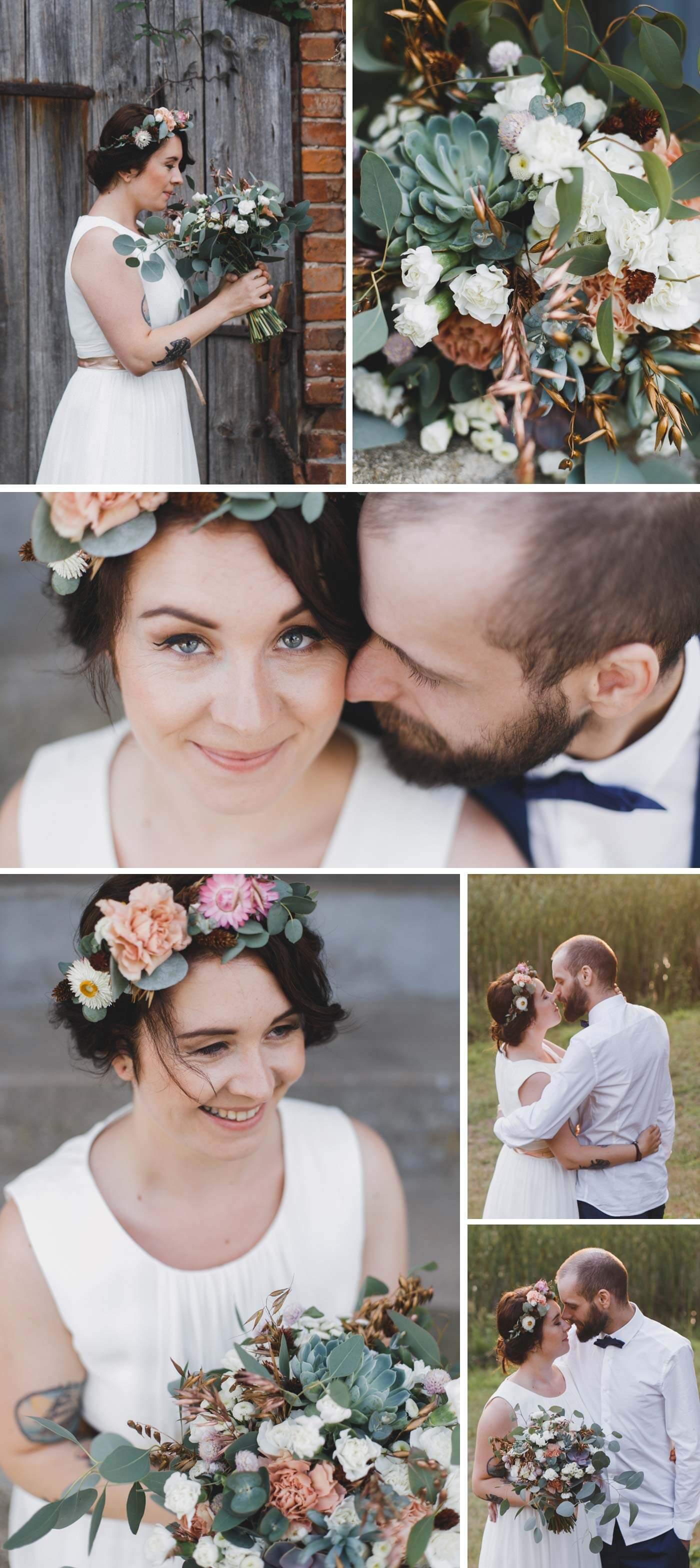 Hochzeit Kupfer