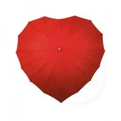 Regenschirm Herzform