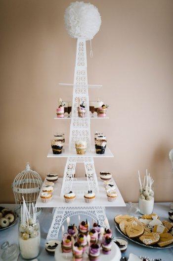 Hochzeit Motto Paris