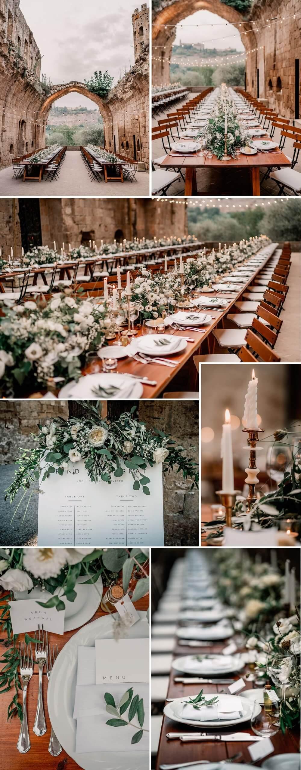 Hochzeitslocation Italien