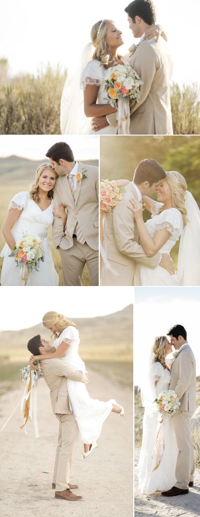 Atemberaubend Brautjunferkleider Für Rustikale Hochzeit Fotos ...