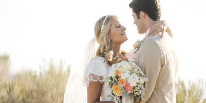 Landhaus-Hochzeit