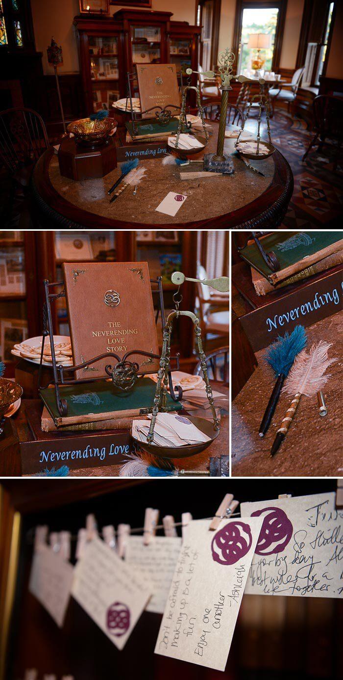 Gästebuch Unendliche Geschichte