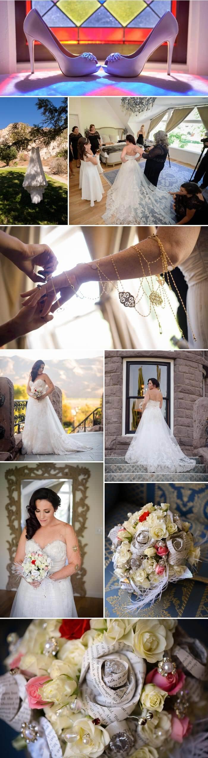 Märchenhochzeit Brautkleid
