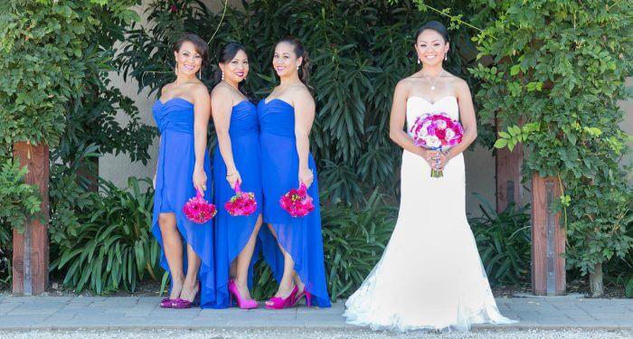 Hochzeitskleid Meerjungfrau
