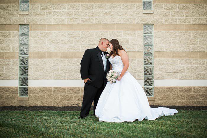 Brautpaar Prinzessin Brautkleider