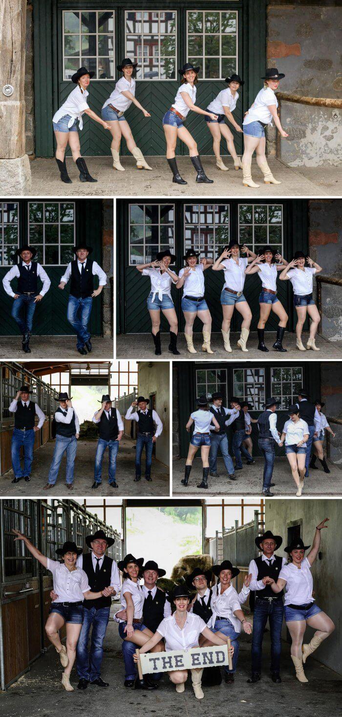 hochzeit linedance