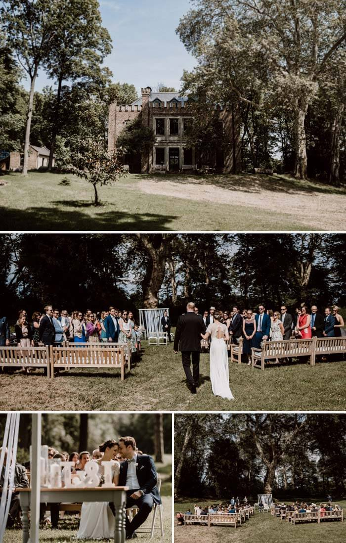 Rittergut Orr Hochzeit