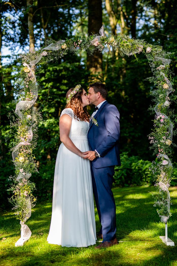 Bogen Hochzeit