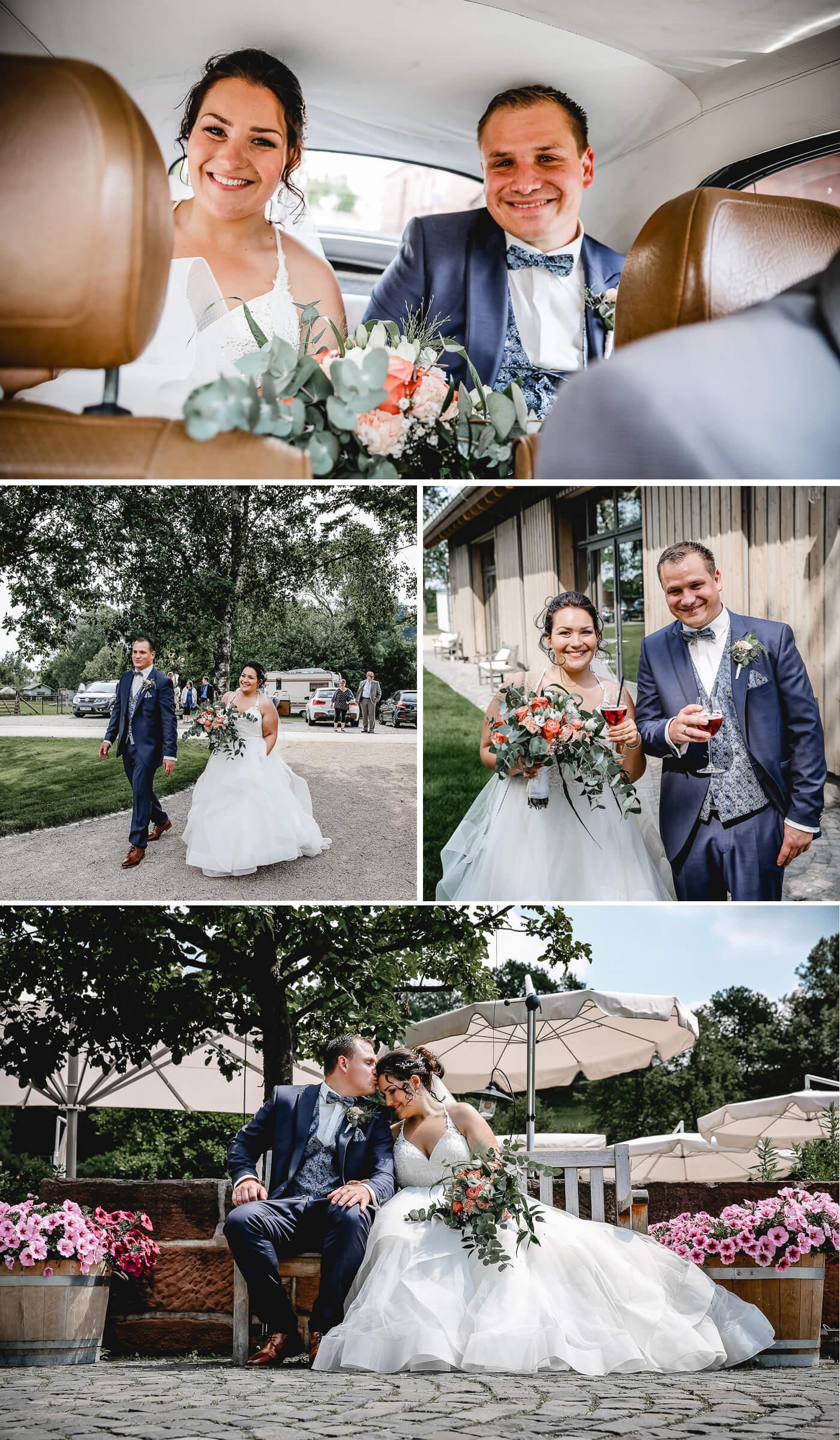 Landgut Walkemühle Hochzeit