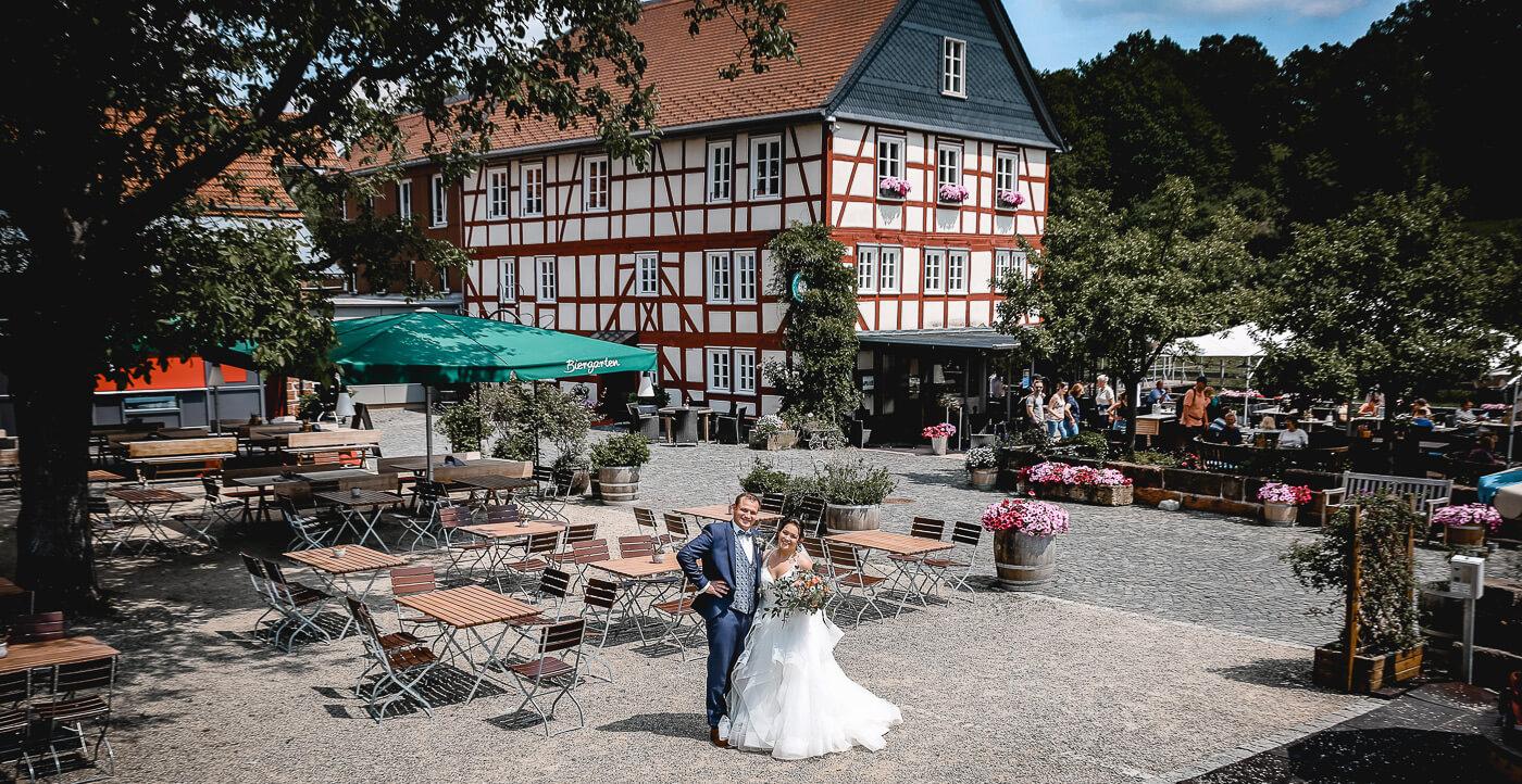 Landgut Walkemühle heiraten