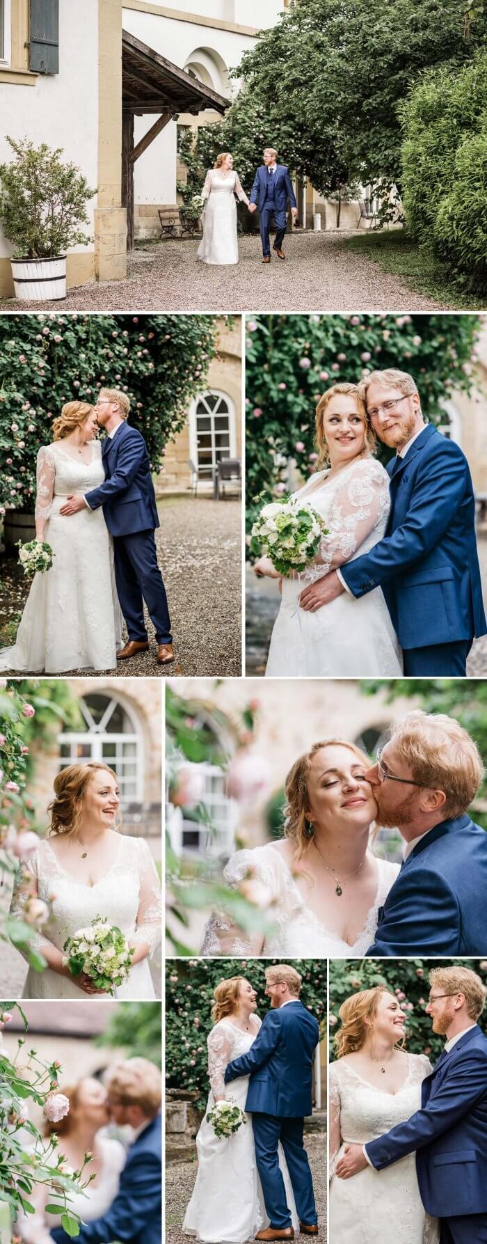 Fotos Hochzeit Schloss Heinsheim