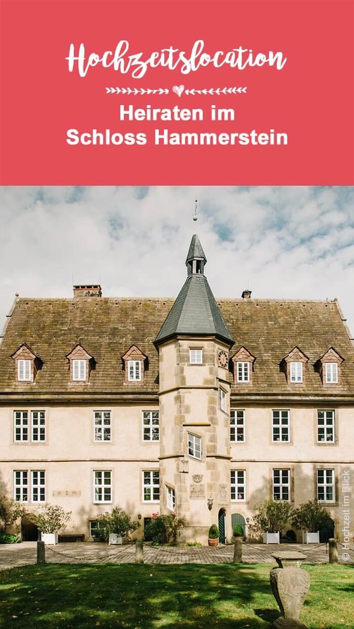 Hochzeitslocation Schloss Hammerstein