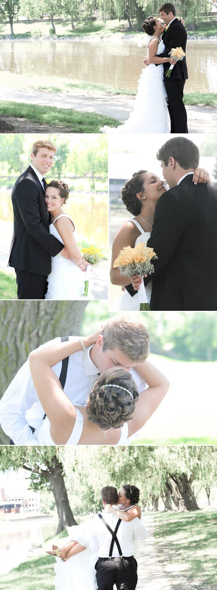 Sommer Hochzeit