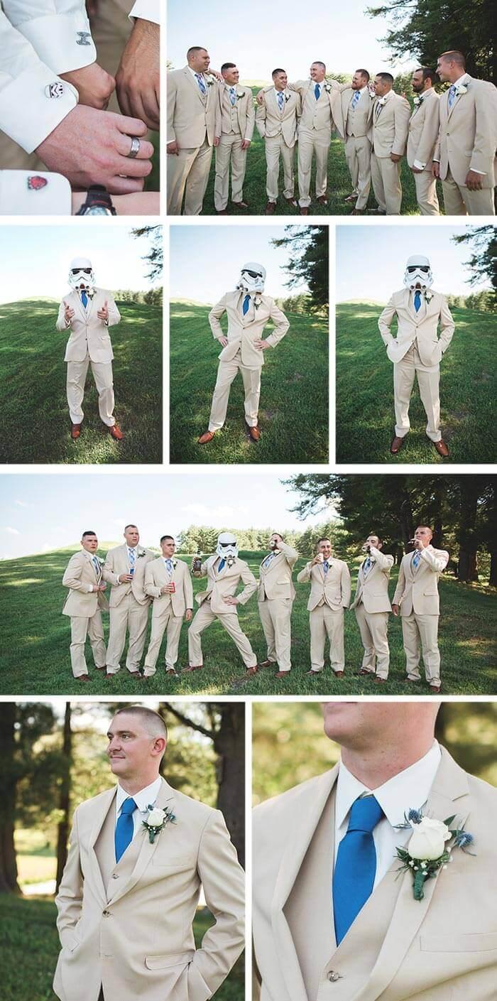 Hochzeit Thema Star Wars