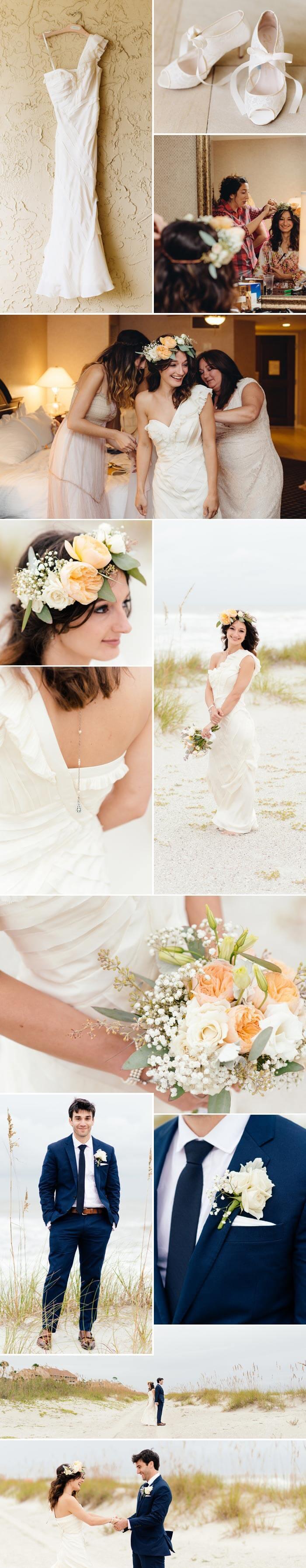 Hochzeitskleid Strand