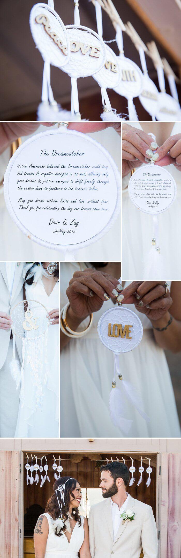Traumfänger Hochzeit