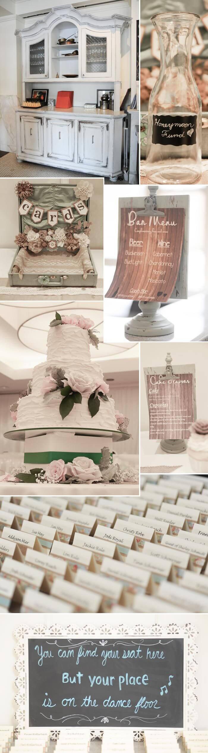 Hochzeit Vintage Style
