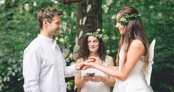 Elfen Hochzeit