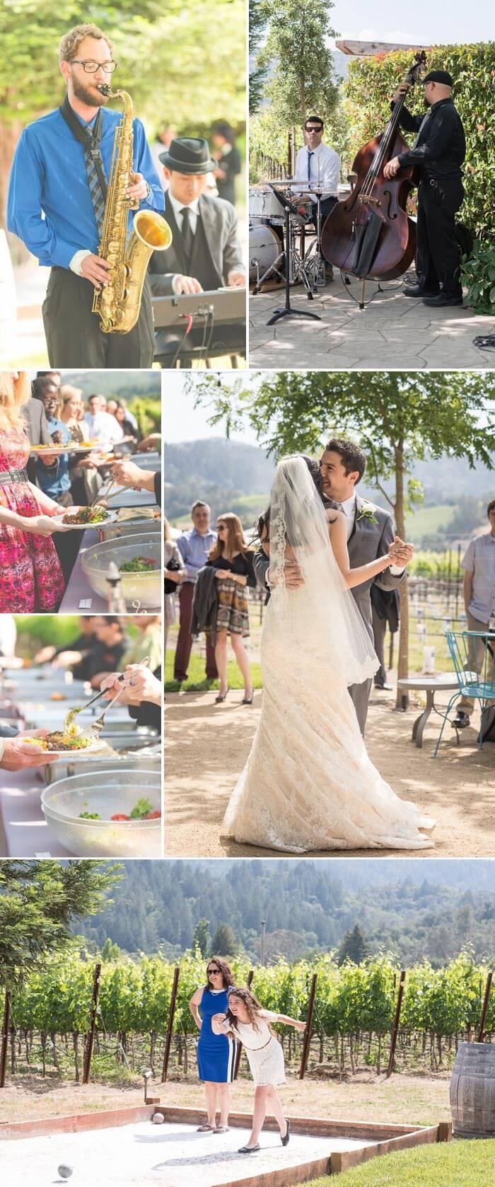 Hochzeitslocation Weingut