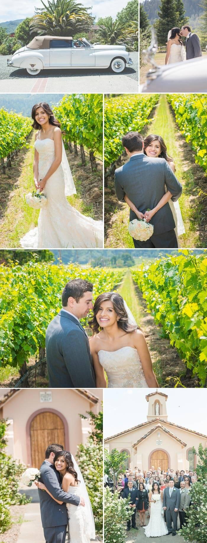 Weingut heiraten