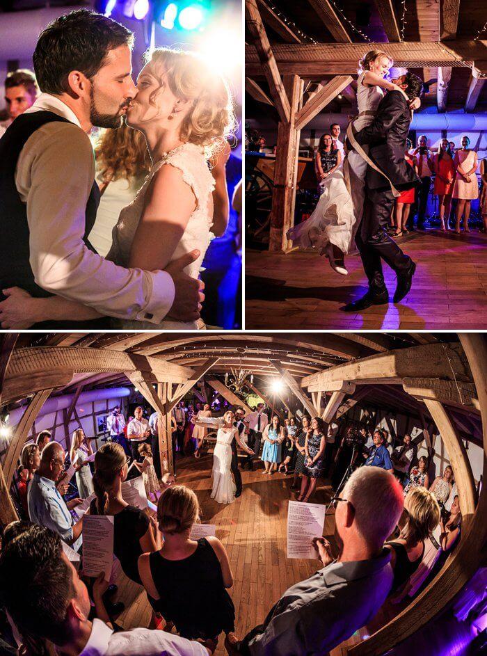 Hochzeitsfeier Schloss Aschhausen
