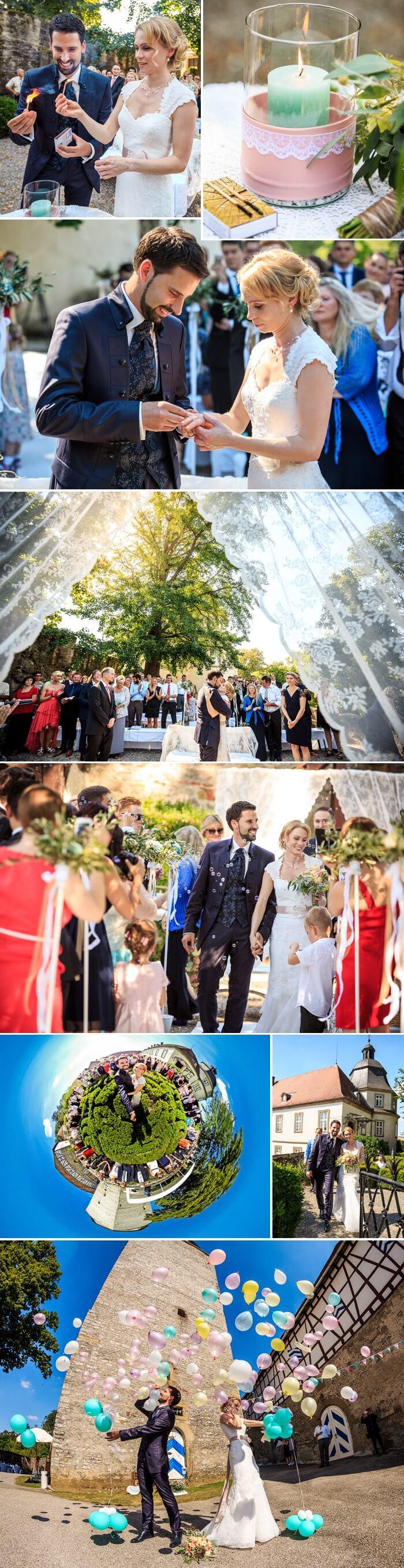 Schloss Aschhausen Hochzeit