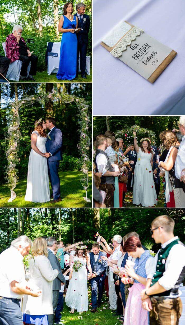 Nicht kirchlich heiraten