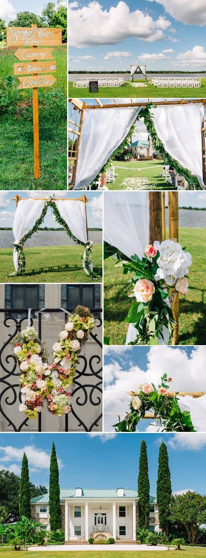 Hochzeitslocation am Wasser