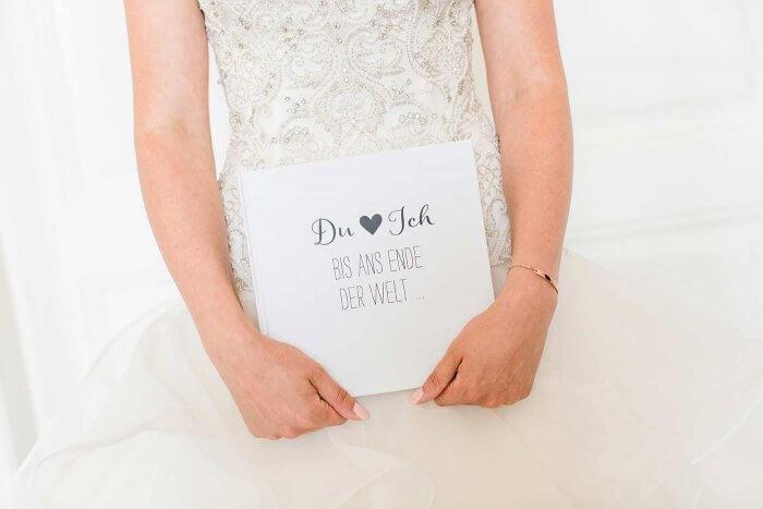 Gästebuch für Hochzeit