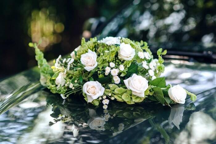Autodeko Hochzeit Rosen Bildergalerie Mit Ideen Anregungen