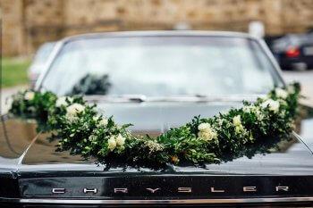 Autoschmuck für den Chrysler