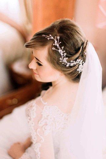 Braut Kopfschmuck