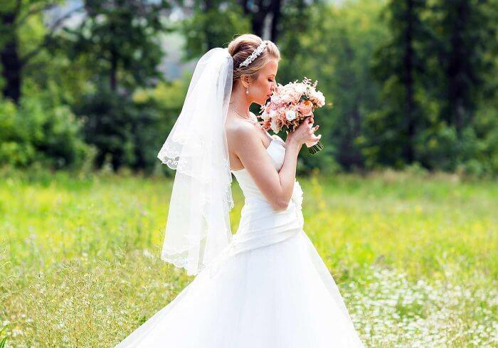 Brautfrisur Accessoires