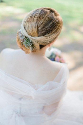 Dutt Frisuren Fur Die Hochzeit Noch Mehr Beispiele In Der