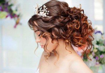 Haarschmuck für Braut