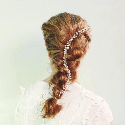 Vintage Brautfrisuren