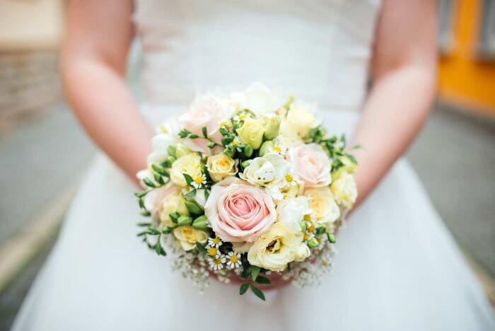 Brautstrauß Beispiele